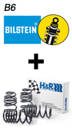 Kit suspension complet Bilstein + Eibach ou HR