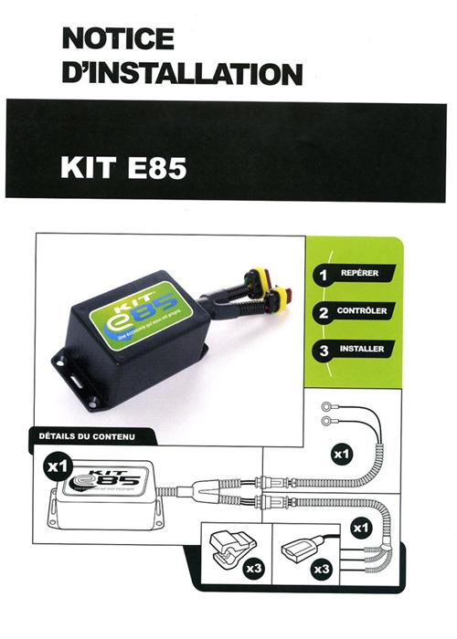 kit ethanol 306 1.4