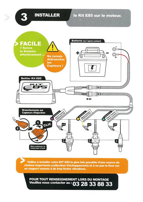 kit ethanol c2
