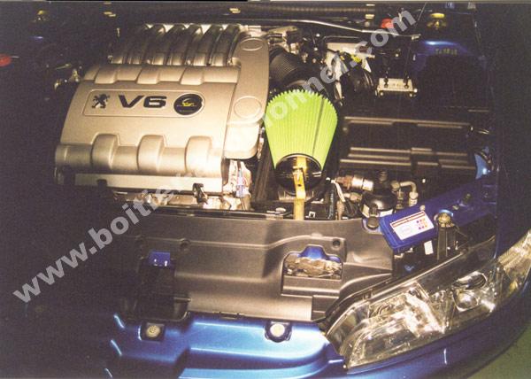 kit bio ethanol 406 v6