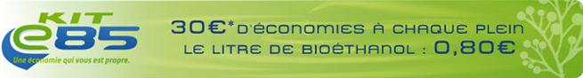 kit e85 bioethanol boitier superethanol e85 kit de conversion ethanol e85. Black Bedroom Furniture Sets. Home Design Ideas
