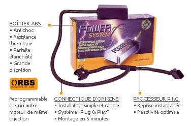 boitier boitier power system preparation electronique moteur. Black Bedroom Furniture Sets. Home Design Ideas